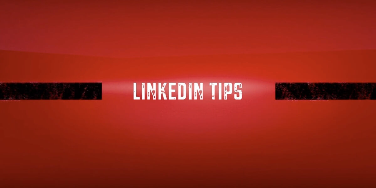 Linkedin Tips With Zeeko