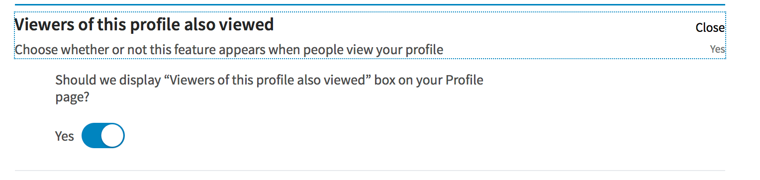 What does found you via Linkedin Profile Mean - privacy settings - Zeeko- Linkedin Experts
