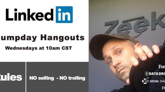 Linkedin Humpday Hangout