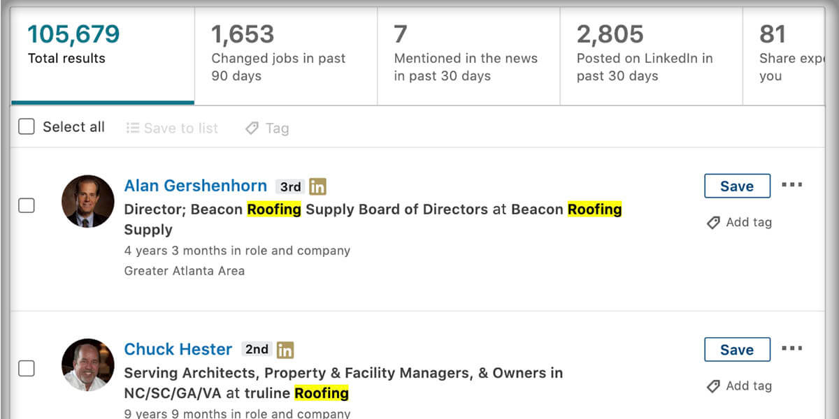 How to search for an industry that's not an option on Linkedin featured image