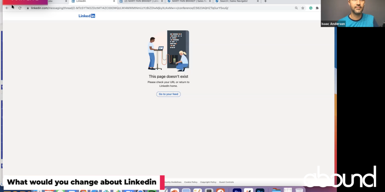 What can Linkedin do better?