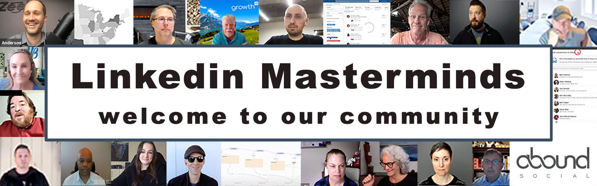 Linkedin Masterminds